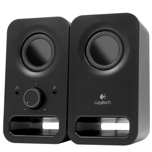 Z150 MULTIMEDIA SPEAKERS (980-000814) Black
