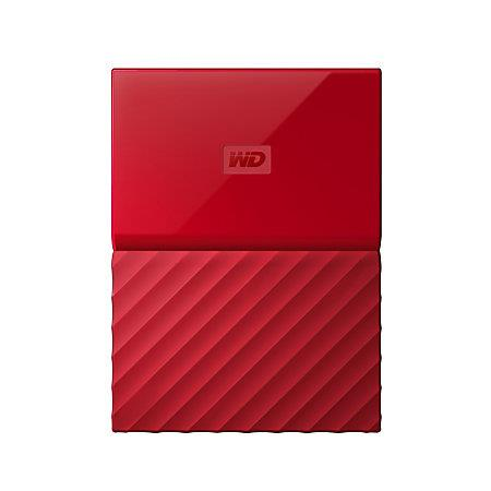 2.5   Portatile 1000GB My Passport USB3.0 (WDBYNN0010BRD) RED