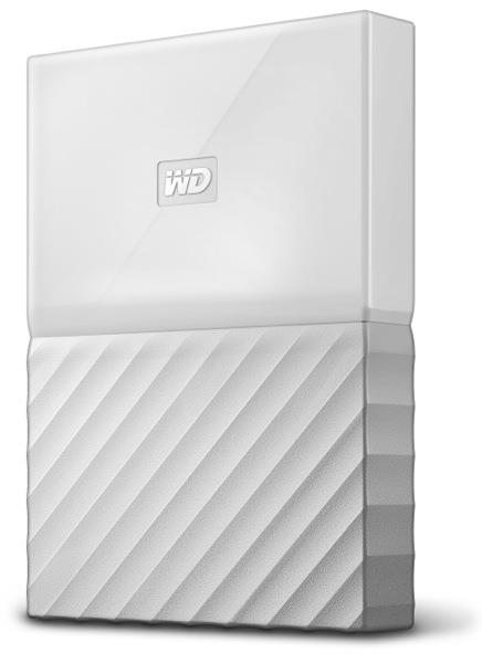 2.5   Portatile 1000GB My Passport USB3.0 (WDBYNN0010BWT) WHITE