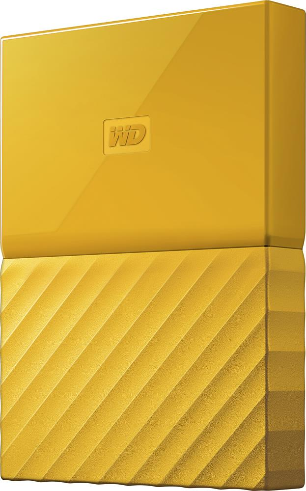 2.5   Portatile 1000GB My Passport USB3.0 (WDBYNN0010BYL) YELLOW