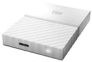 2.5   Portatile 2000GB My Passport USB3.0 (WDBS4B0020BWT-WESN) WHITE