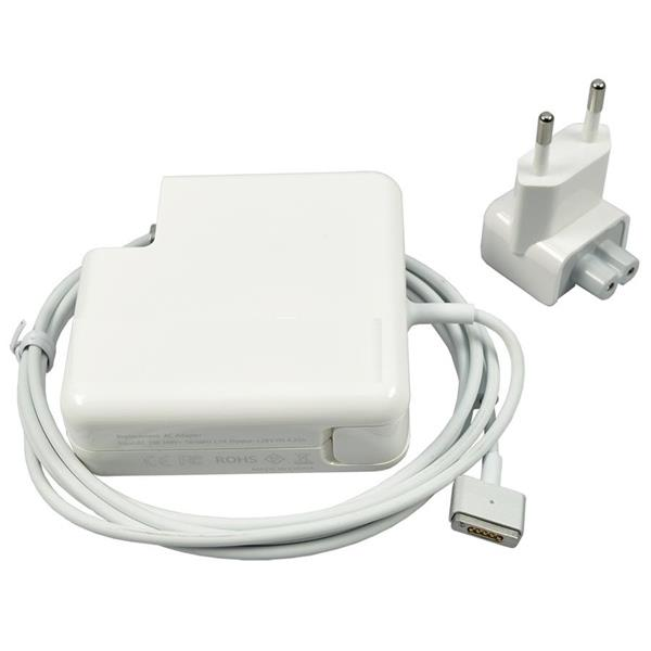Alimentatore per MacBook compatibile per APPLE 85W MagSafe2 20V 4.25A (NBP0F)