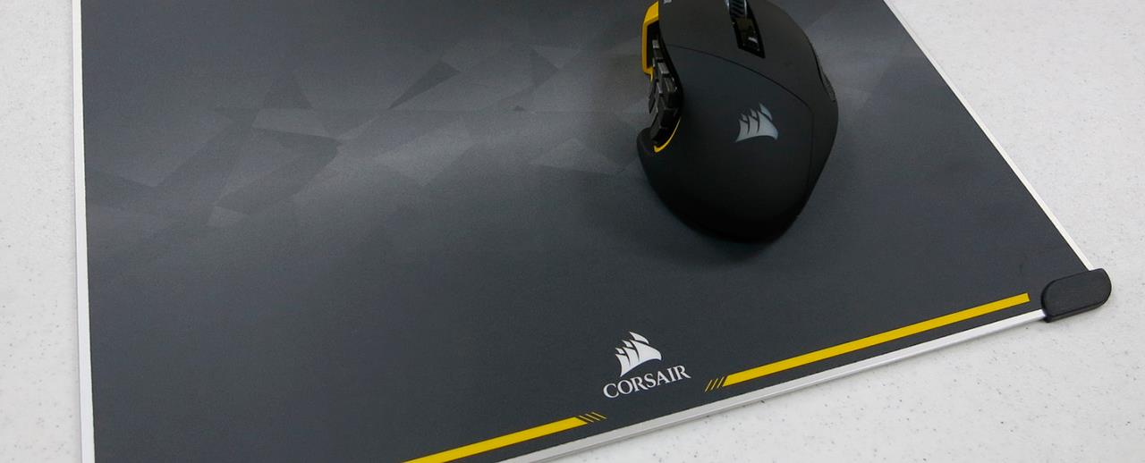MM600 DOUBLE- Gaming Mouse Pad (CH-9000104-WW) 350mm x 270mm x 5mm