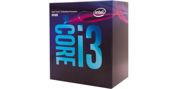 (LGA1151/3) i3-8100 Core4 (3.6GHz, 4threads, 4Core, 65W) Coffee Lake - Box con dissipatore