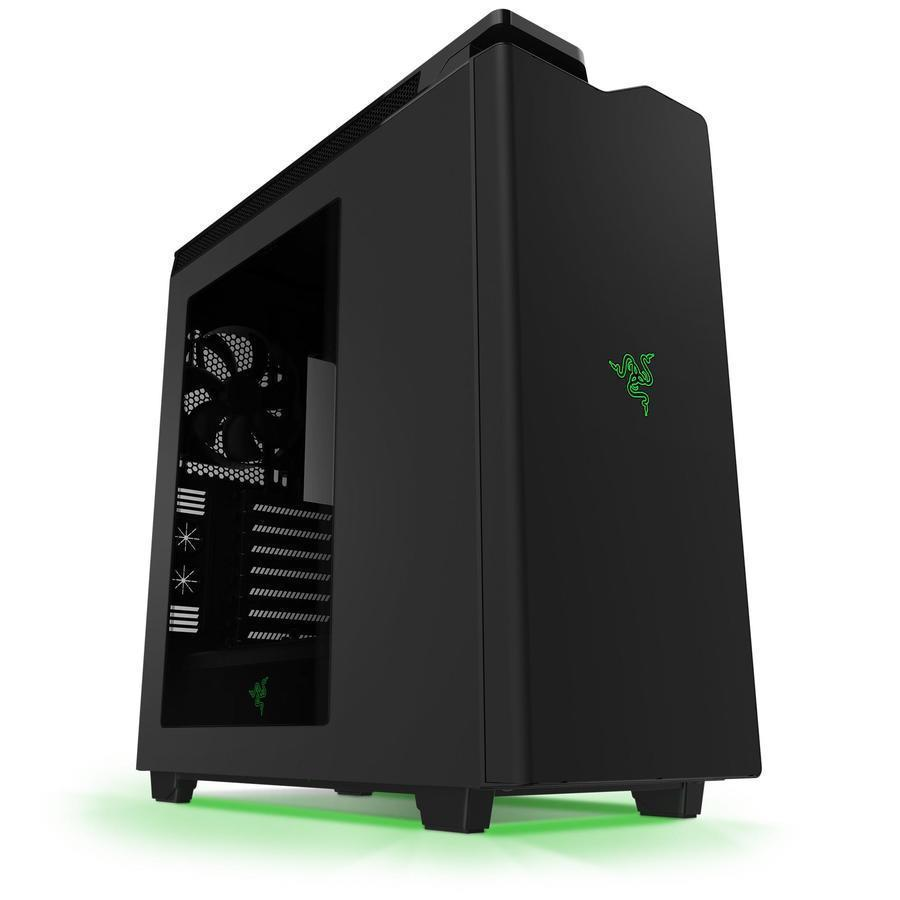 Middle tower - H440 - Green/Razer (NO Alimentatore)