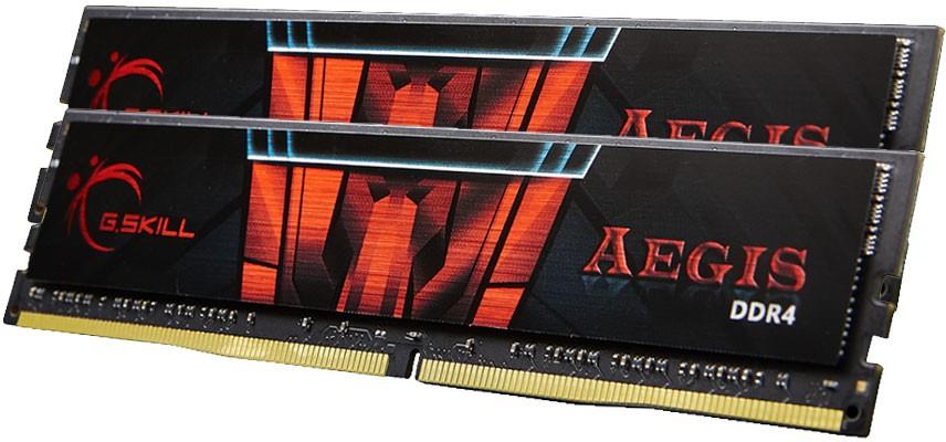 3200MHz 16Gb DDr4 CL16 Kit 2x8Gb (F4-3200C16D-16GIS) Aegis
