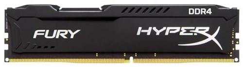 2666MHz 16Gb DDr4 CL15 Single (HX426C16FB/16) HyperX Fury