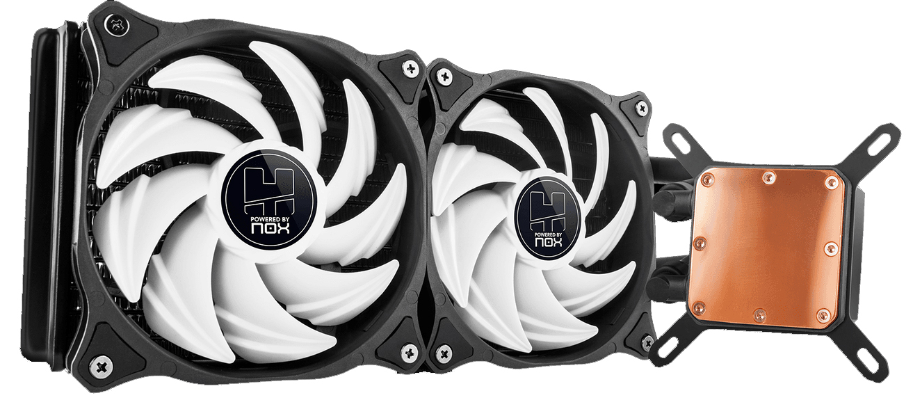 Sistema per CPU a liquido Hummer H-240CL Water Cooling Kit  - 240mm