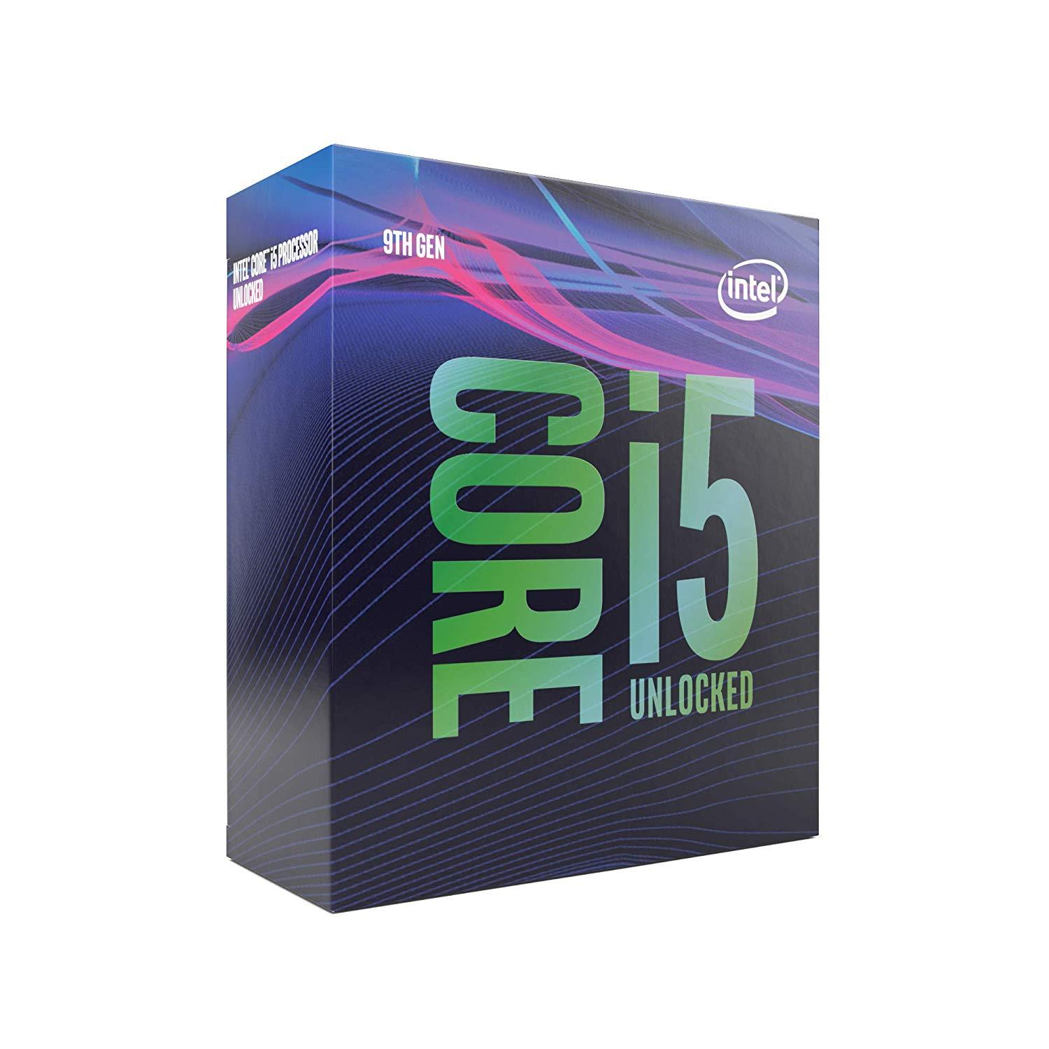(LGA1151/4) i5-9400 Core6 (2.90Ghz, 6threads, 6Core, 65W) Box con dissipatore