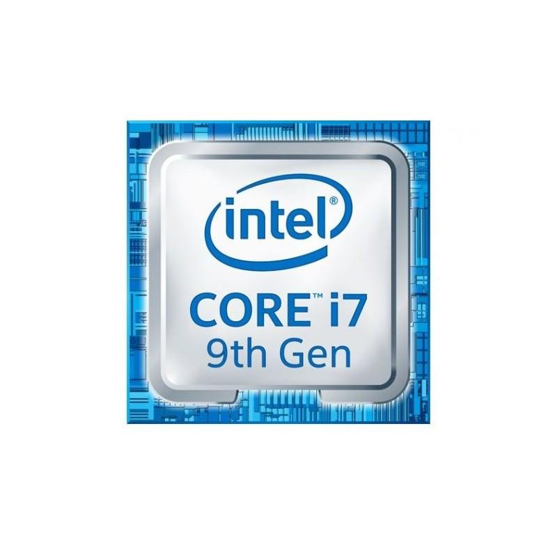 (LGA1151/4) i7-9700K Core8 (4.90Ghz Turbo, 8threads, 8Core, 95W) Tray senza confezione