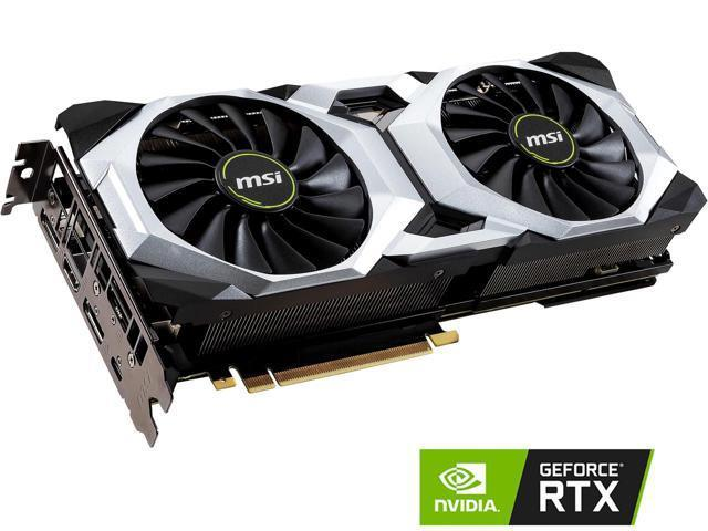 nVidia GeForce RTX2060 6Gb OC - VENTUS (V375-017R)