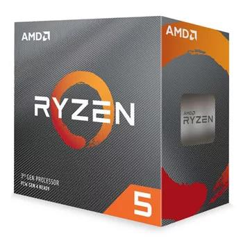 (LGA AM4/3) Ryzen 5 3600 Core6 (4.2Ghz Turbo, 12threads, 65W) Box con dissipatore