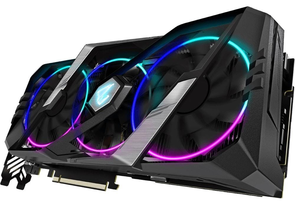 nVidia GeForce RTX2060 SUPER 8Gb OC - Aorus (GV-N206SAORUS-8GC)