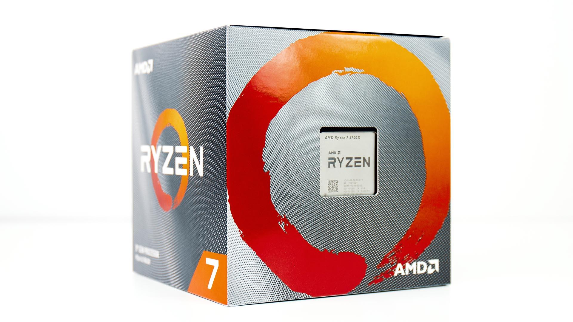 (LGA AM4/3) Ryzen 7 3700X Core8 (4.4Ghz Turbo, 16threads, 65W) Box con dissipatore