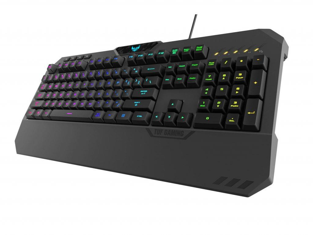 Keyboard GAMING - TUF Gaming K5 RGB - Layout Italia