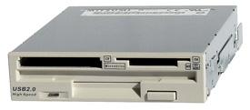 CARD READER INTERNO 3.5   + FLOPPY
