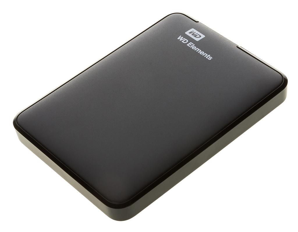 2.5   Portatile 1000GB Elements USB 3.0 (WDBUZG0010B)
