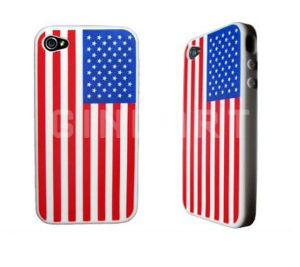 Cover USA per iPhone 4/4s (cod.APL01007)