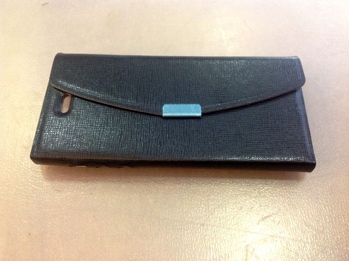 FlipCover iPhone5 in Pelle ultra slim (cod.APL50003)